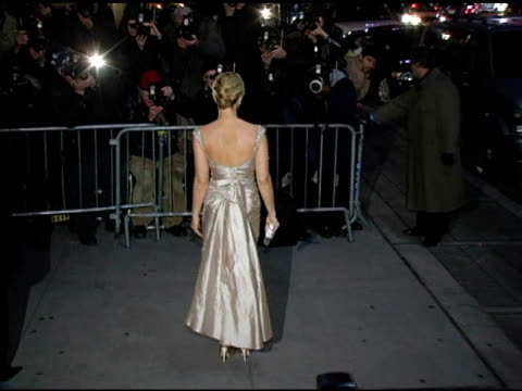 maria bello at the 2005 new york film critics circle 71st annual awards dinner at cipriani 42nd street in new york, new york on january 8, 2006. - maria bello stock videos & royalty-free footage
