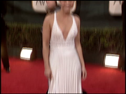 maria bello at the 2006 golden globe awards at the beverly hilton in beverly hills, california on january 16, 2006. - maria bello stock videos & royalty-free footage