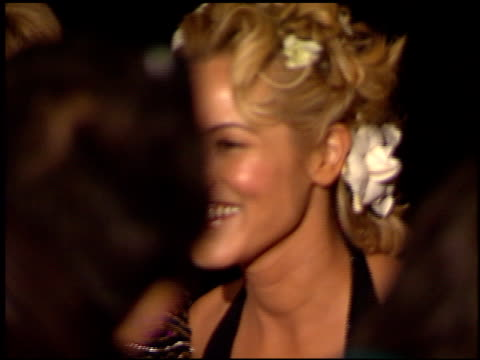 maria bello at the 'payback' premiere at paramount studios in hollywood california on january 28 1999 - paramount studios stock videos and b-roll footage