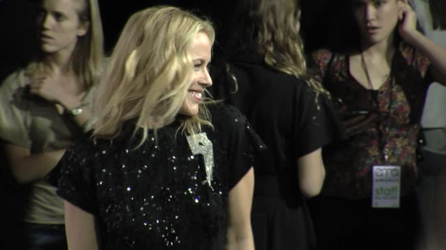 maria bello at the the 18th annual environmental media awards benefiting the environment at los angeles ca - environmental media awards stock videos & royalty-free footage