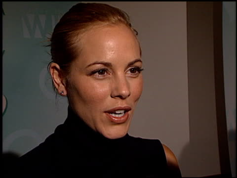maria bello at the women in film awards at the century plaza hotel in century city, california on september 20, 2002. - maria bello stock videos & royalty-free footage