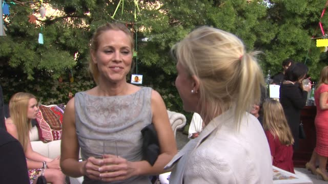 stockvideo's en b-roll-footage met maria bello, patricia arquette at the 4th annual please mr. president workshop and fundraising event benefitting children mending hearts at los... - maria bello