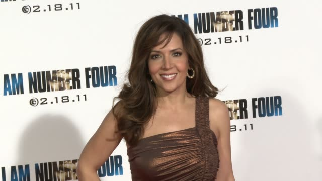 Maria CanalsBarrera at the 'I Am Number Four' Premiere at Westwood CA