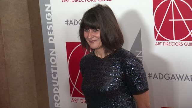 Maria Djurkovic at the 19th Annual Art Directors Guild Excellence In Production Design Awards at The Beverly Hilton Hotel on January 31 2015 in...