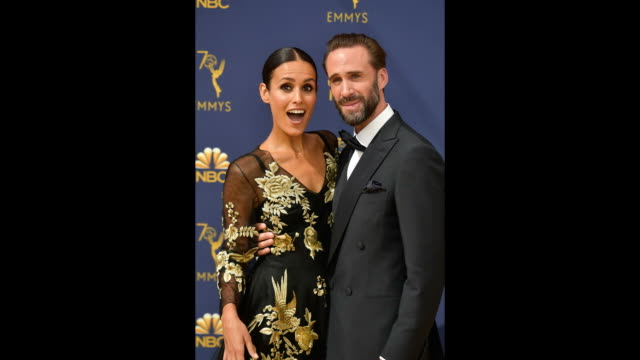 vídeos de stock, filmes e b-roll de maria dolores dieguez and joseph fiennes attend the 70th emmy awards at microsoft theater on september 17 2018 in los angeles california - 70th annual primetime emmy awards