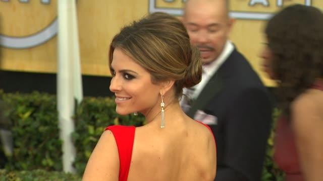 Maria Menounos at 19th Annual Screen Actors Guild Awards Arrivals 1/27/2013 in Los Angeles CA