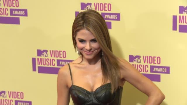 Maria Menounos at 2012 MTV Video Music Awards on 9/6/2012 in Los Angeles CA