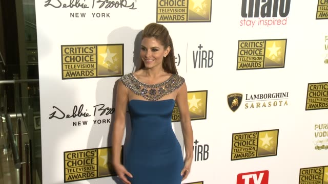 Maria Menounos at Broadcast Television Journalists Association's 3rd Annual Critics' Choice Television Awards on 6/10/2013 in Beverly Hills CA