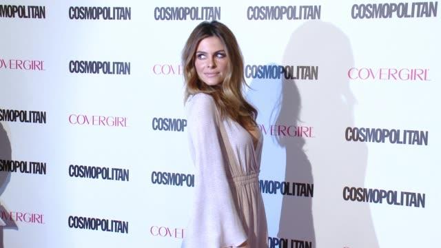 Maria Menounos at Cosmopolitan Magazine's 50th Birthday Celebration in Los Angeles CA