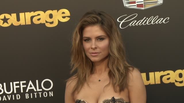 Maria Menounos at Entourage Los Angeles Premiere at Regency Village Theatre on June 01 2015 in Westwood California