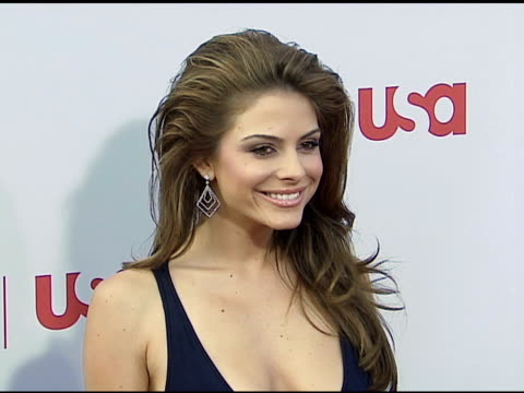 Maria Menounos at the 34th AFI Life Achievement Award A Tribute To Sean Connery at the Kodak Theatre in Hollywood California on June 8 2006