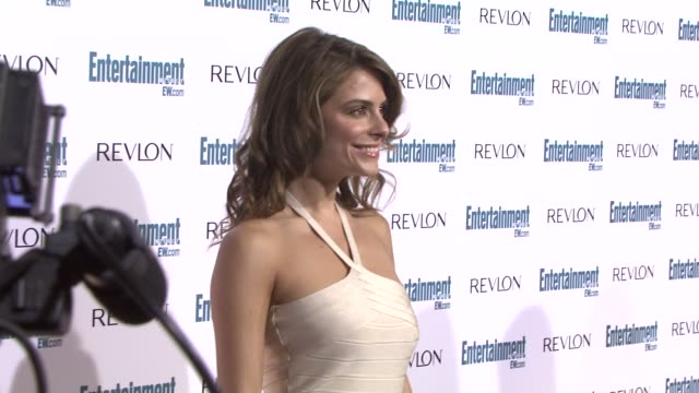 Maria Menounos at the Entertainment Weekly 6th Annual PreEmmy Party at Los Angeles CA