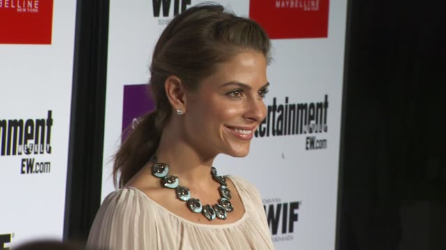 Maria Menounos at the Entertainment Weekly Women In Film PreEmmy Party at West Hollywood CA