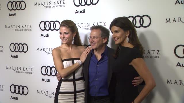 Maria Menounos Martin Katz at the Audi And Martin Katz Celebrate The 2012 Golden Globe Awards in West Hollywood CA