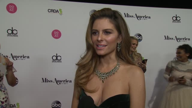 INTERVIEW Maria Menounos talks about her pageant days and what she's looking for in a winner at The 2018 Miss America Competition on September 10...