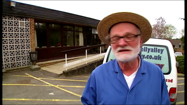 maria miller criticised over expenses claims apology england hampshire basingstoke ext vox pop 'welcome to basingstoke conservative club' sign over... - straw hat stock videos & royalty-free footage