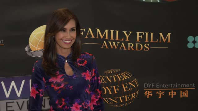 maria quiban at the 24th family film awards at hilton los angeles/universal city on march 24, 2021 in universal city, california. - universal city stock videos & royalty-free footage