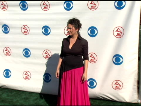 maria rita at the 2004 latin grammy awards arrivals at the shrine auditorium in los angeles, california on september 1, 2004. - latin grammy awards stock videos & royalty-free footage