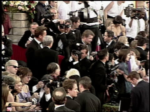 maria shriver at the 2000 academy awards at the shrine auditorium in los angeles california on march 26 2000 - 72nd annual academy awards stock videos and b-roll footage