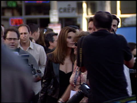 maria shriver at the 'terminator 3: rise of the machines' premiere on june 30, 2003. - terminator 3: rise of the machines stock videos & royalty-free footage