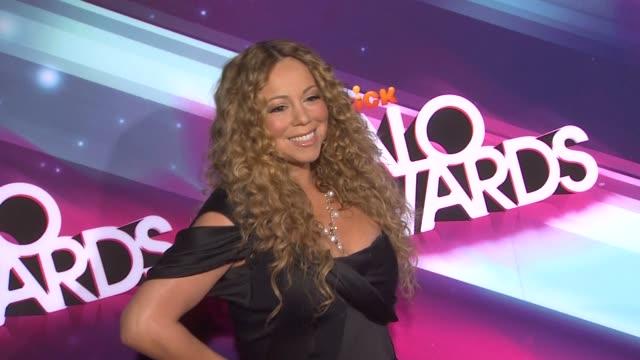 Mariah Carey at TeenNick HALO Awards on11/17/12 in Los Angeles CA