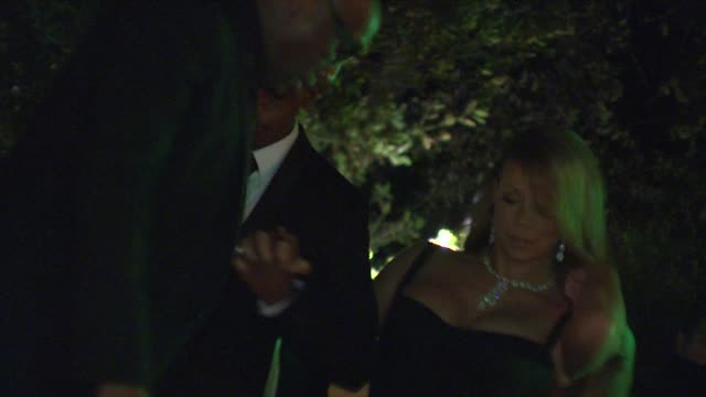 mariah carey at the cannes film festival 2009 greenhouse precious party at cannes - mariah carey stock videos and b-roll footage