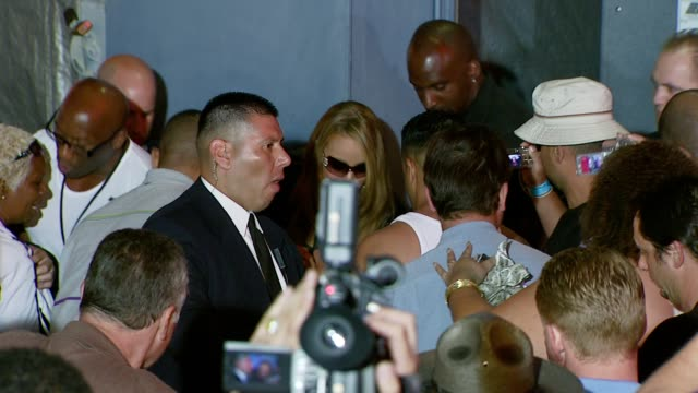 Mariah Carey at the Mariah Carey Memorabilia Donation and Autograph Session at the Hard Rock Citywalk in Los Angeles California on April 18 2008
