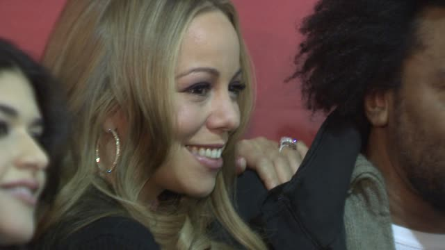 mariah carey, lee daniels and cast of push based on the novel by sapphire at the 2009 sundance film festival - 'push' premiere at park city ut. - precious gemstone stock videos & royalty-free footage