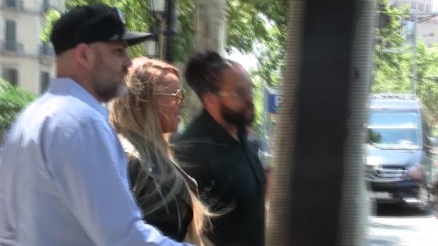 Mariah Carey Sighting In Barcelona