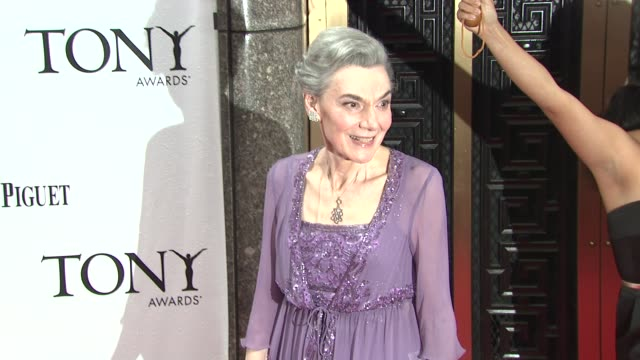 Marian Seldes at the 64th Annual Tony Awards at New York NY