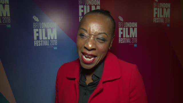 GBR: 'In Fabric' UK Premiere - 62nd BFI London Film Festival