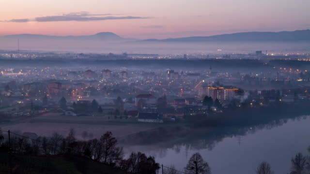 T/L Maribor skyline