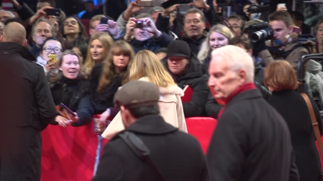 Marie Josee Croze at 'Every Thing Will be Fine' Carpet 65th Berlin Film Festival at Berlinale Palast on February 10 2015 in Berlin Germany