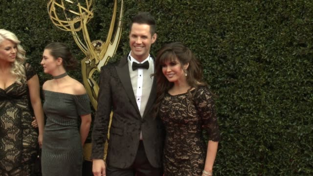 Marie Osmond at the 2018 Daytime Emmy Awards at Pasadena Civic Auditorium on April 29 2018 in Pasadena California