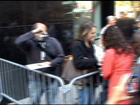 marie osmond at the 'good morning america' studio on 5/9/2011 - good morning america stock videos and b-roll footage