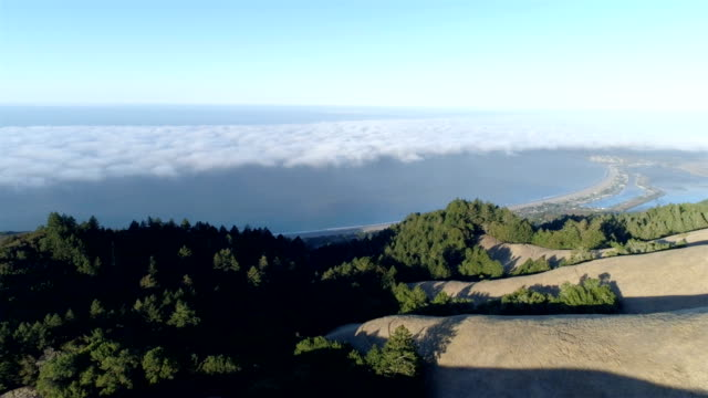 marin headlands - state park stock videos & royalty-free footage