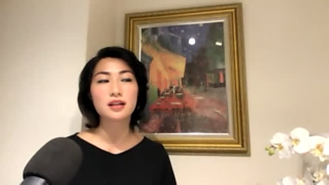marin minamiya, the youngest person to complete the explorers grand slam, shares why she does not like to be known as a mountain climber, despite her... - adventure stock videos & royalty-free footage
