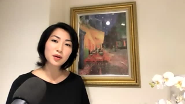 marin minamiya, the youngest person to complete the explorers grand slam, talks about how her regrets have become her teachers. - adventure stock videos & royalty-free footage