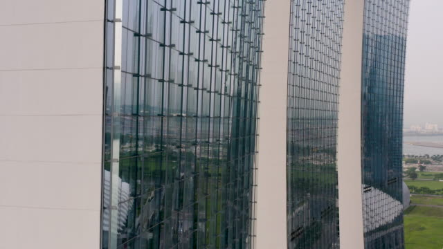 marina bay sands hotel - river singapore stock videos & royalty-free footage