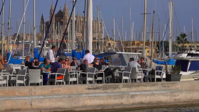 Marina Port de Mallorca, Palma de Mallorca, Majorca, Balearic Islands
