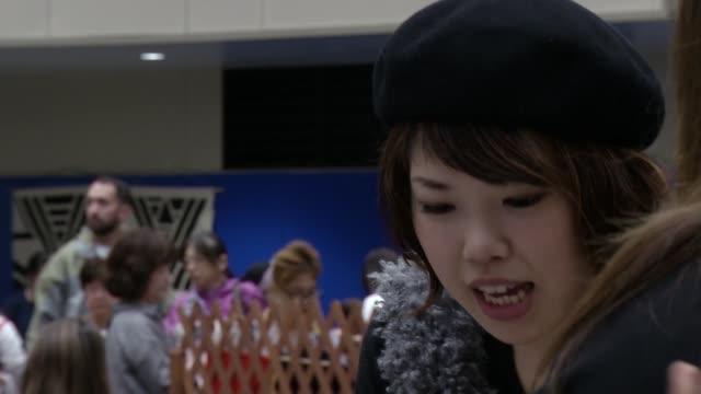 stockvideo's en b-roll-footage met us marine corp special events hosts iwakuni friendship flea market yamaguchi japan - financieel item