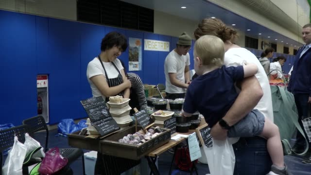 marine corp special events hosts iwakuni friendship flea market, yamaguchi, japan. - exchanging stock videos & royalty-free footage