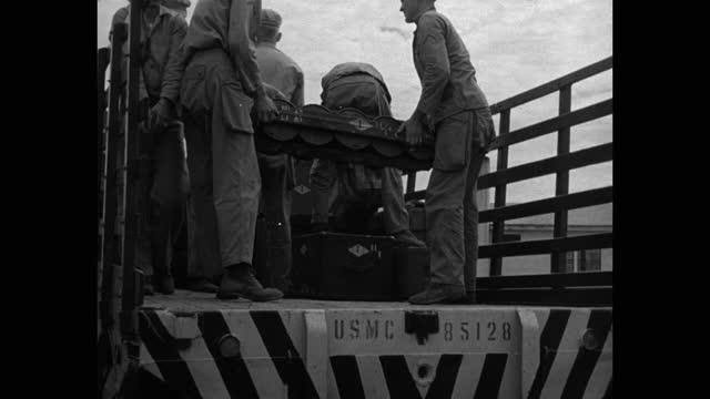 marine corps at camp pendleton, california. - medium group of people stock videos & royalty-free footage