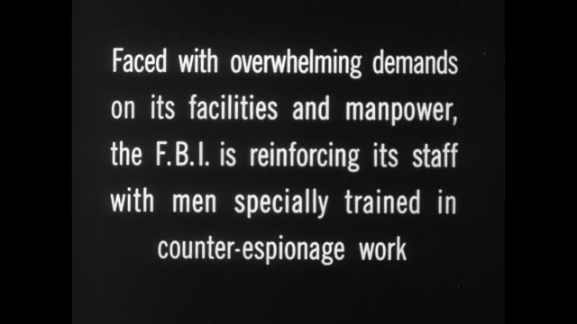 marine corps base . fbi academy building. sign. fbi agents standing outside building talking, agents eating in cafeteria together. 'richard spellman'... - fbi video stock e b–roll