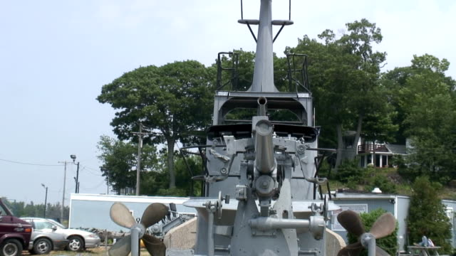 marine gun - hd 1080/60i - torpedo stock videos & royalty-free footage