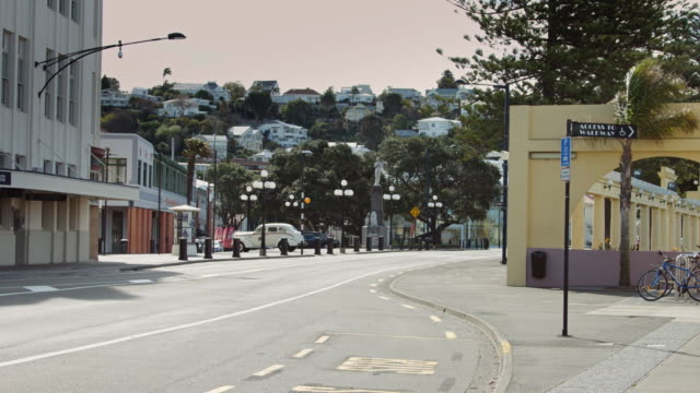 Marine Parade, New Zealand