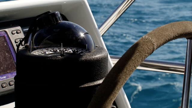 mariner's compass and  wheel ship
