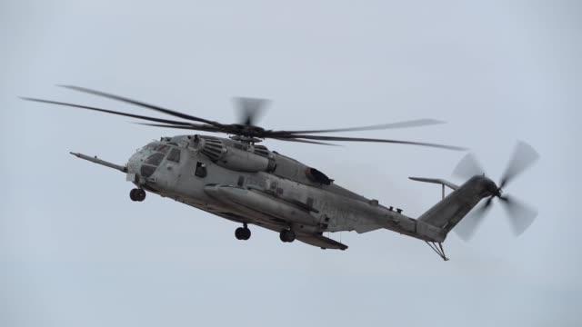 US Marines host their annual airshow at Marine Corps Air Station Yuma Arizona