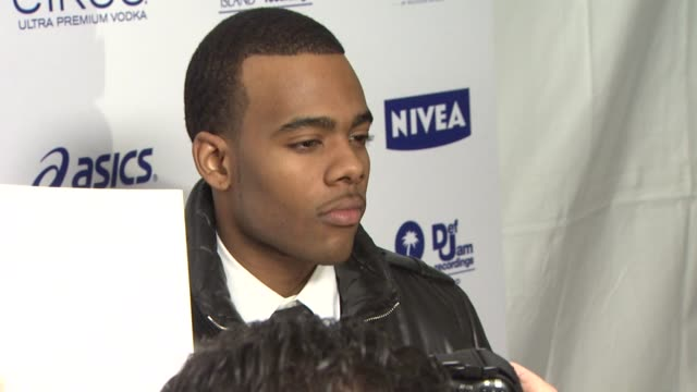 Mario at the NIVEA at the Island Def Jam 2009 GRAMMY's After Party at Los Angeles CA