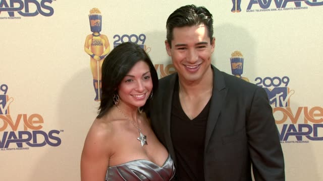 mario lopez at the 18th annual mtv movie awards at universal city ca - universal city video stock e b–roll